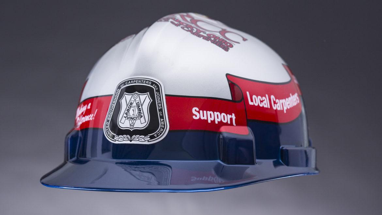 Carpenter helmet
