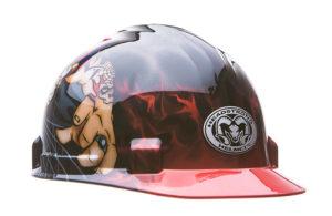 Madclown helmet